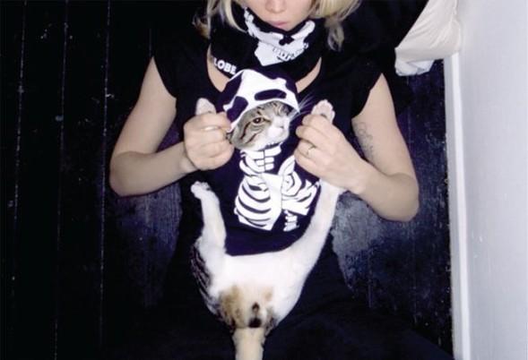 New animal models - животные в фэшн съемках. Изображение № 16.