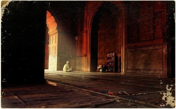 """Изображение 1. Лекция Петра Ловыгина. """"Оглушительная Индия, или полеты во сне и наяву"""".. Изображение № 3."""