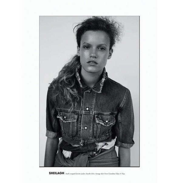 5 новых съемок: Interview, Russh, Vogue и Volt. Изображение № 15.