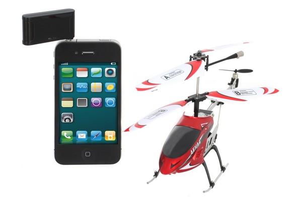 Игрушечный вертолет SPL с Icontroller. Изображение № 2.