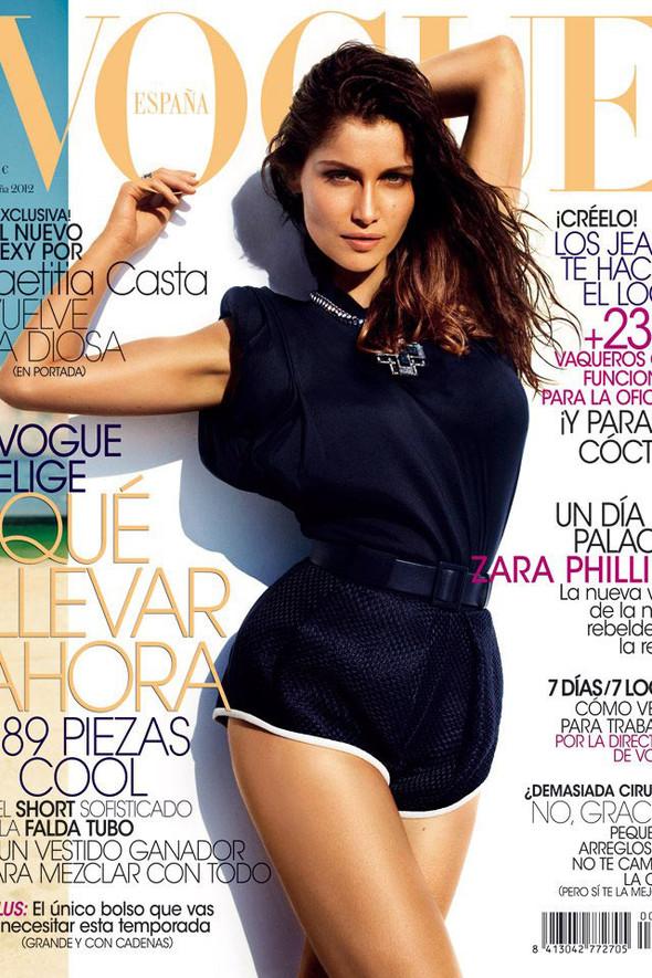 Обложки Vogue: Испания, Франция, Япония и другие. Изображение № 1.