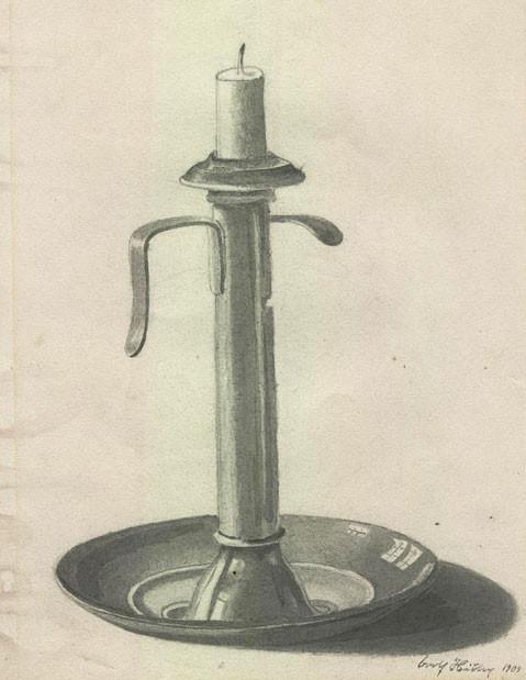 Наброски Адольфа Гитлера были проданы на аукционе. Изображение № 4.