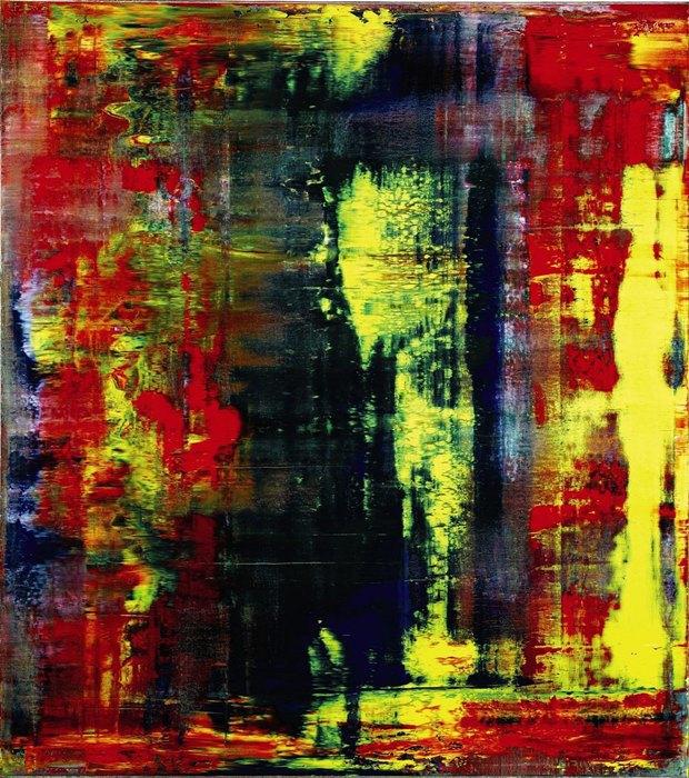 Abstraktes Bild (809-4) Герхарда Рихтера, $46,3 млн. Изображение № 5.
