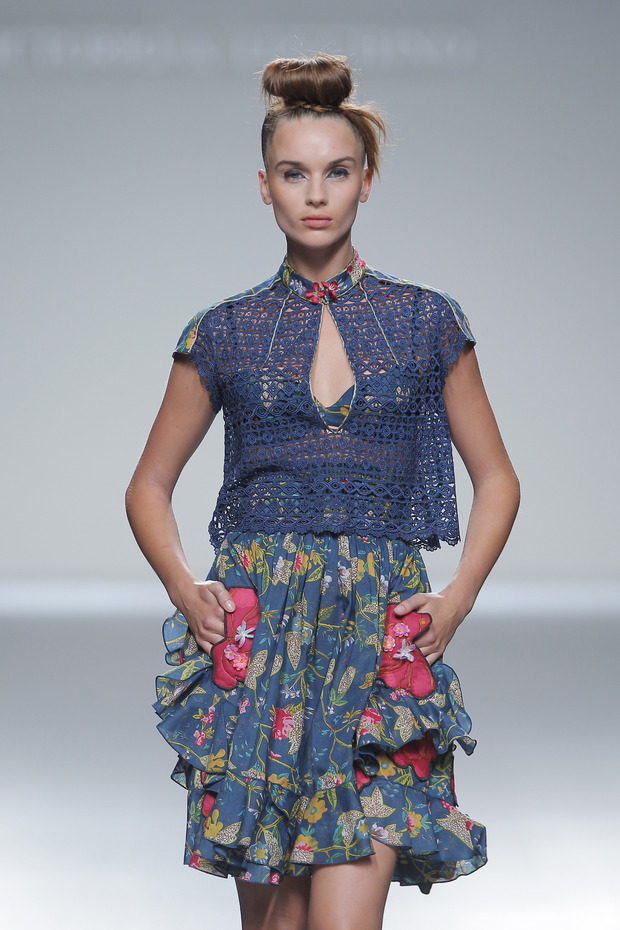 Madrid Fashion Week SS 2013: VICTORIO & LUCCHINO. Изображение № 5.