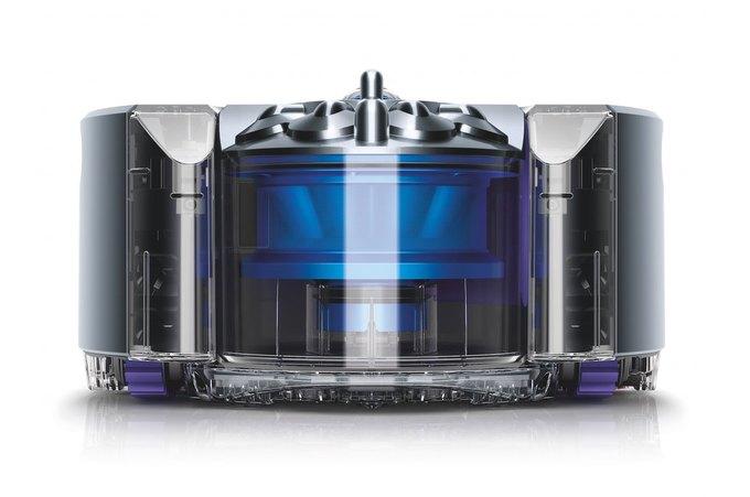 Представлен создаваемый с 1998 года робот-пылесос Dyson. Изображение № 4.