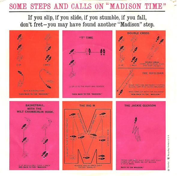 Танцы 60-х годов. Изображение № 11.