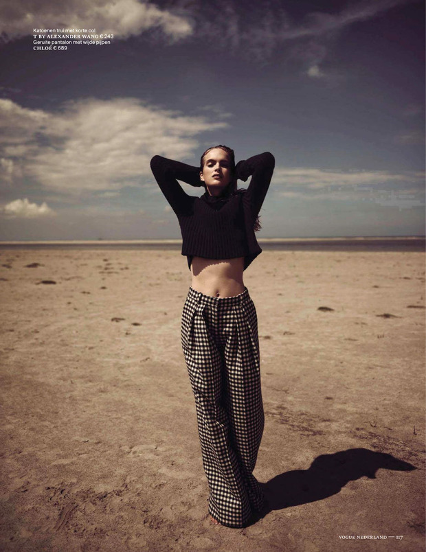 Вышли новые съемки из Bon, Flair, Vogue и других журналов. Изображение № 35.