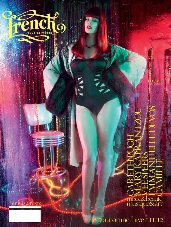 Обложки: Аджак Денг, Сабрина Нет, Шарлотта Фри и другие модели для French Revue De Modes. Изображение № 8.