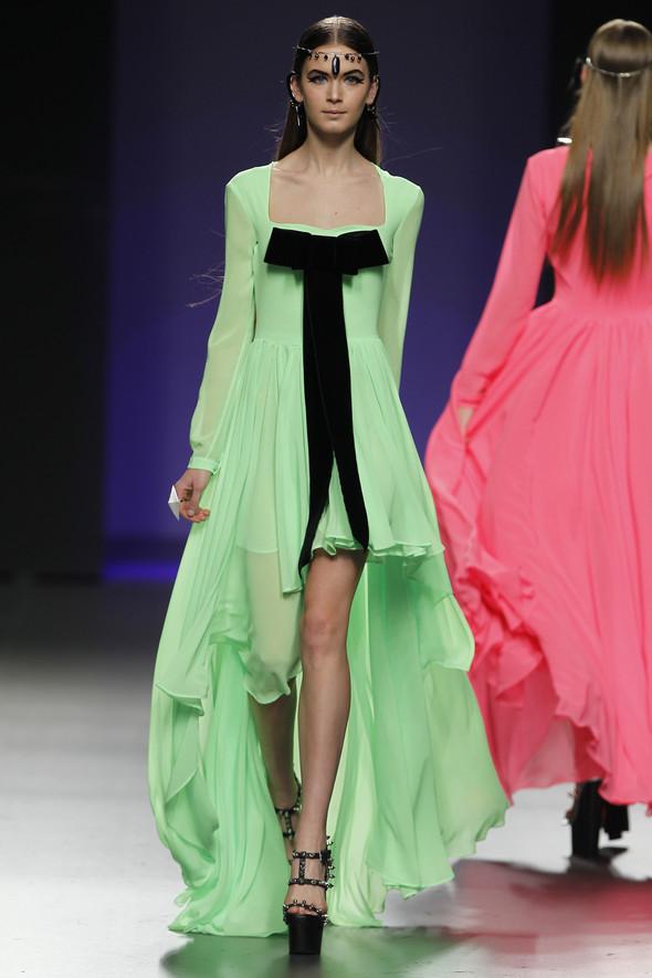 Madrid Fashion Week A/W 2012: Maria Escote. Изображение № 19.
