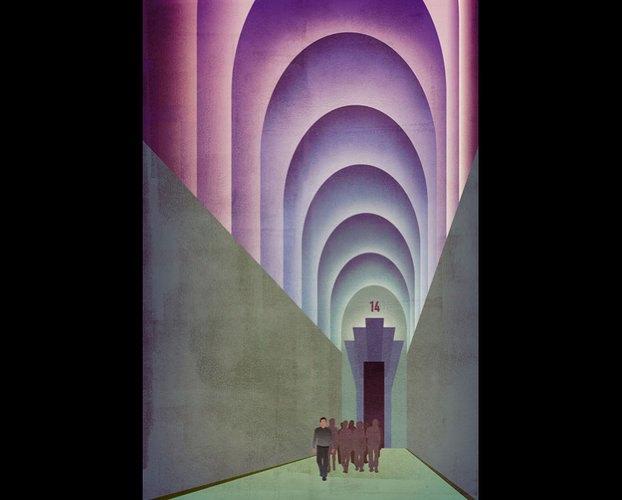 Выбраны иллюстрации для нового издания «О дивный новый мир». Изображение № 3.