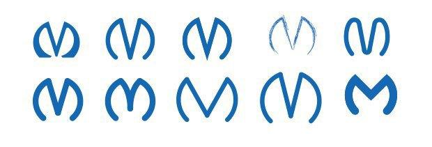 Редизайн: Новый логотип петербургского метро. Изображение № 5.