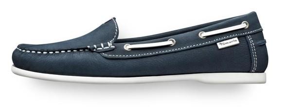Современность и Ретро - элегантность в линии обуви Tamaris. Изображение № 8.