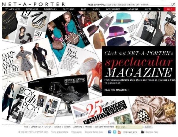 15 онлайн-журналов магазинов и марок. Изображение № 9.
