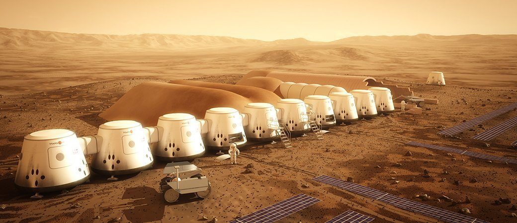 Зачем участникам Mars One билет до Марса  в один конец. Изображение № 2.