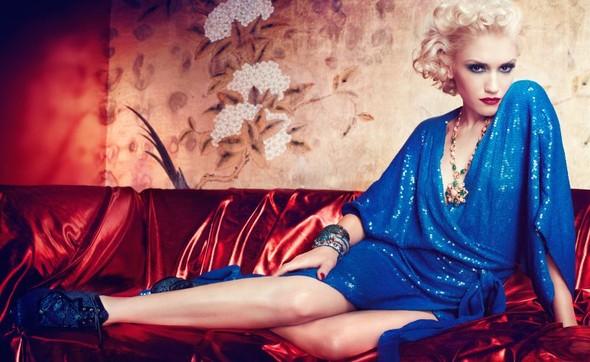 Съёмка: Gwen Stefani 4 InStyle November 2011. Изображение № 5.
