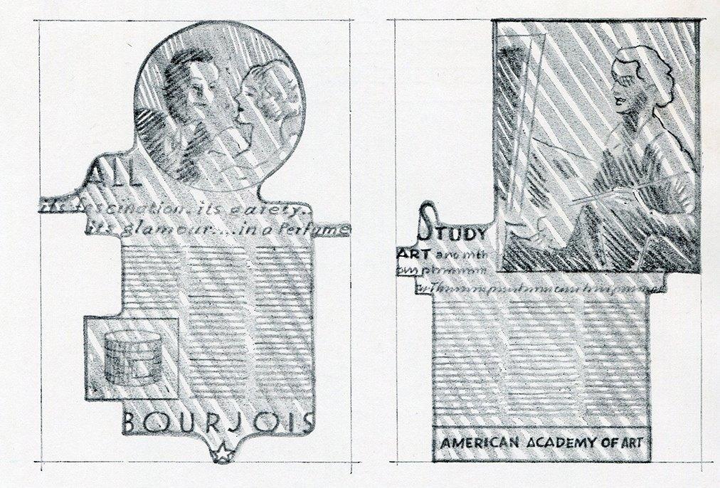 Дизайнерская машина времени: Чему стоит поучиться в рекламном агентстве начала века. Изображение № 16.