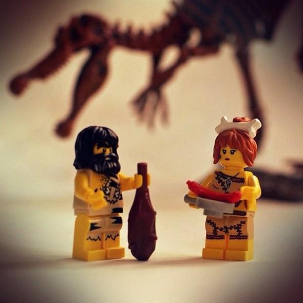 Крохотный мир LEGO. Изображение № 1.