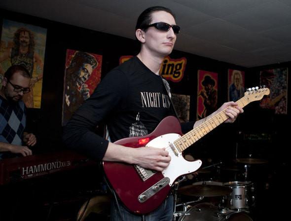 Изображение 3. Mishouris Blues Band в клубе B B King в декабре 2010 Часть 2.. Изображение № 3.