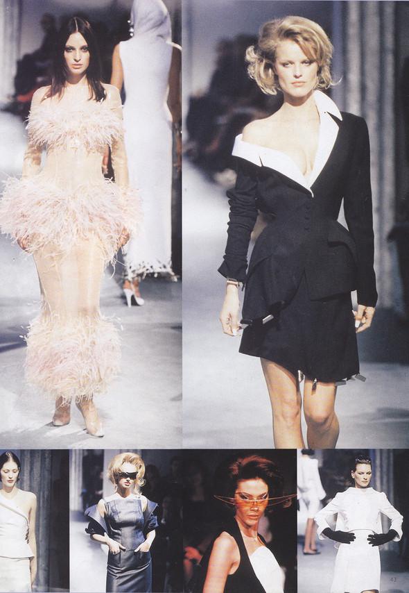 Изображение 7. Thierry Mugler 90-х. Одежда не для толпы, а для истории.. Изображение № 6.