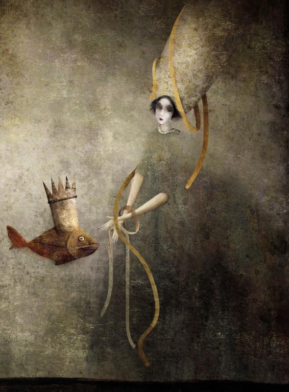 Luis Gabriel Pacheco - художник-иллюстратор. Изображение № 4.
