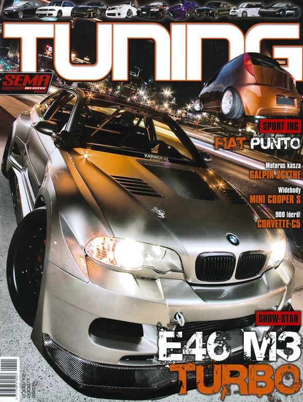 BMWM3. Тюнинг поамерикански. Изображение № 5.