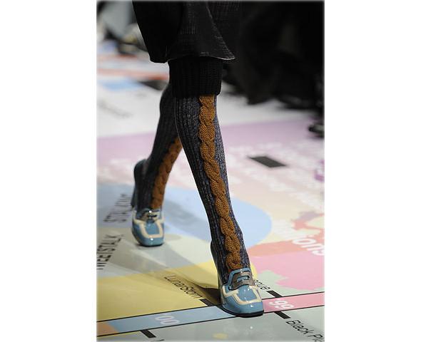 Показ Prada на Неделе моды в Милане. Изображение № 35.