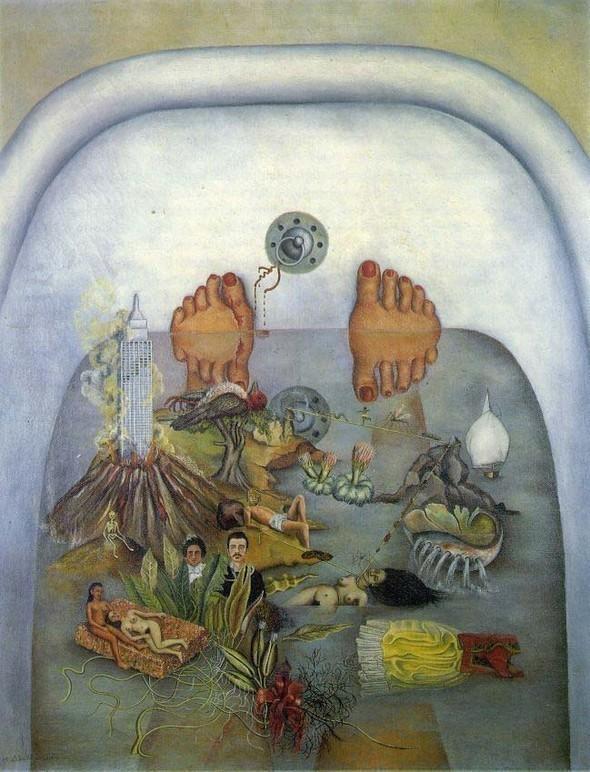 Фрида Кало (Frida Kahlo). Изображение № 25.