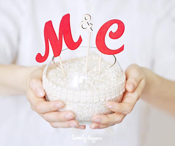 Свадебные мелочи от Twenty Fingers. Изображение № 2.