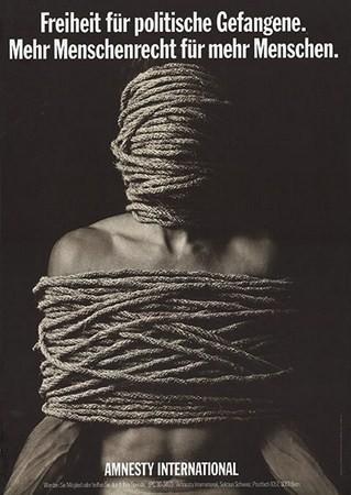 Изображение 8. Выставка: 50 лет Amnesty International.. Изображение № 16.