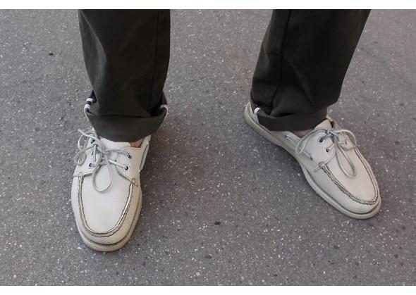 Изображение 19. Летняя мужская обувь: мокасины, лоферы, топ-сайдеры.. Изображение № 19.
