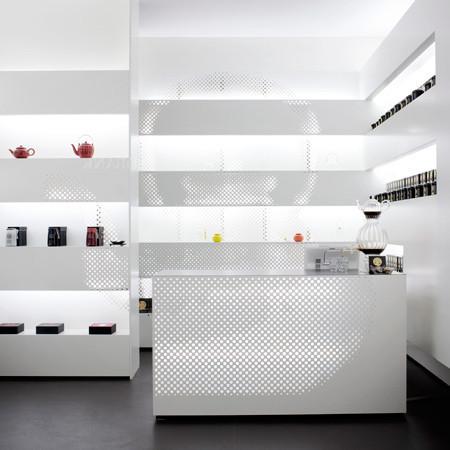 Дизайн чайного магазина отWE Architecture. Изображение № 1.