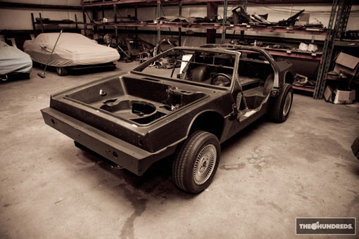 DeLorean. Автомобиль-легенда. Части 5 & 6. Конец. Изображение № 2.