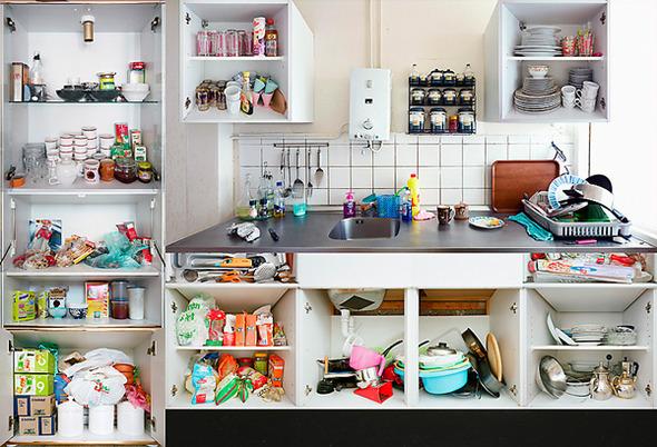 Кухонный вопрос: Гарнитуры и кухни в съемках Эрика Кляйна. Изображение № 17.