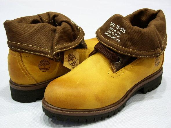 Легендарные ботинки Timberland. Изображение № 12.