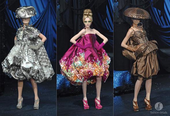 Изображение 14. Платье-баллон – классика, проверенная временем.. Изображение № 14.