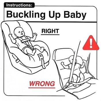 Инструкция поэксплуатации младенца. Изображение № 11.