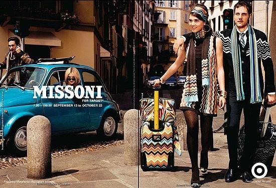 Превью кампаний: Karl Lagerfeld for Hogan, Missoni for Target и другие. Изображение № 5.