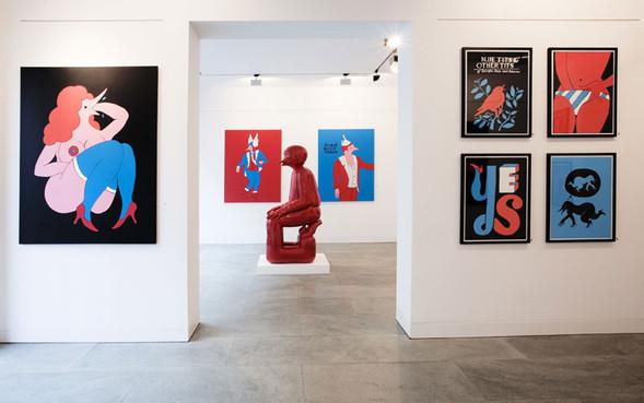 Parra вPool Gallery (Берлин). Изображение № 27.