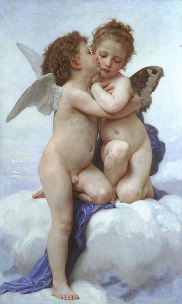 Французский живописец Адольф Вильям Бугро. Изображение № 2.