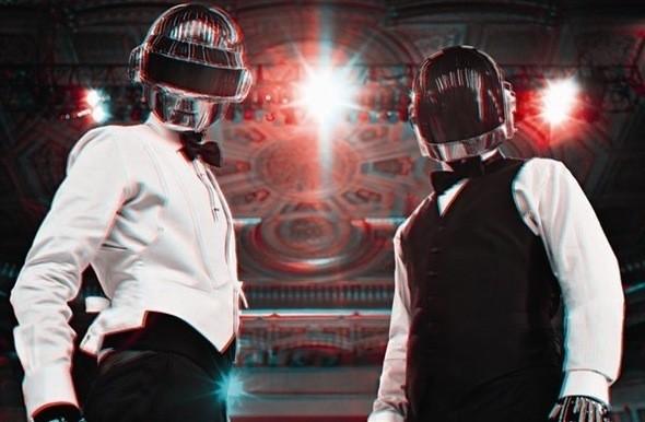 Daft Punk в 3D, Dazed & Confused. Изображение № 24.