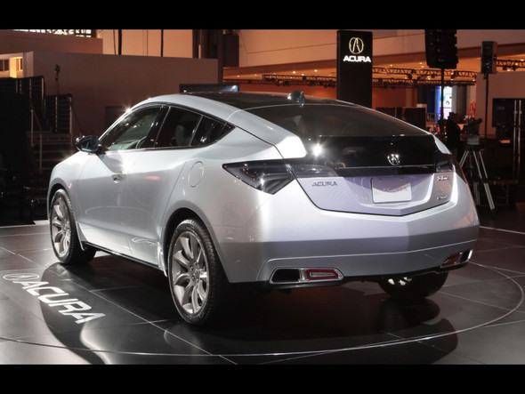 Acura ZDX. Изображение № 6.