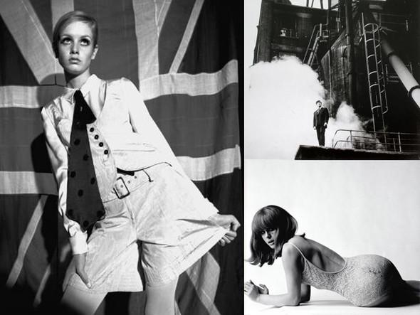 Модная фотография 60х годов. Изображение № 7.