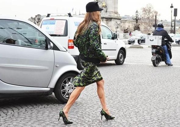 Головные уборы гостей Spring 2012 Couture. Изображение № 3.