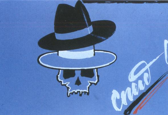 Искусство плаката вРоссии 1884–1991 (1991г, часть 5-я). Изображение № 14.