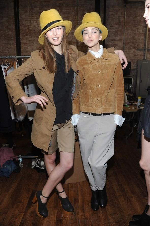 Первая глобальная коллекция Levis на Неделе Моды в Нью-Йорке. Изображение № 4.