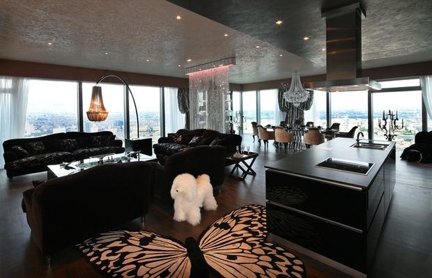 Компания Vesper представила апартаменты с интерьерами Premium-класса. Изображение № 3.