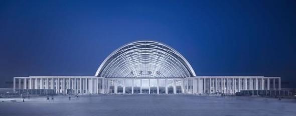 Западный вокзал в Тяньцзине. Изображение № 1.
