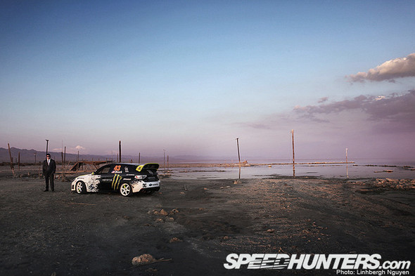 KEN BLOCK, THE SUBARU, & THE SEA. Изображение № 16.