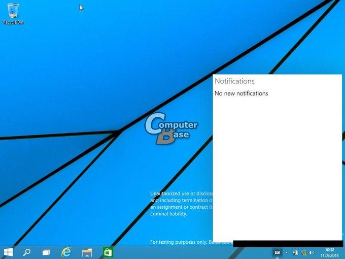 В Сеть «утекли» два десятка скриншотов Windows 9. Изображение № 2.