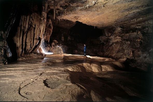 Спелеология, путешествие поподземным пещерам. Изображение № 12.